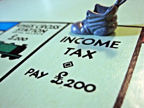 tax return art