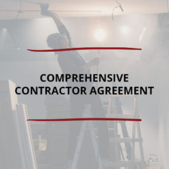 Comprehensive Contractor Agreement Saved For Web2