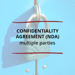 Confidentiality Agreement NDA–multiple parties Saved For Web2