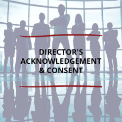 Director s Acknowledgement Consent Saved For Web2 1
