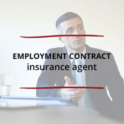 Employment Contract–Insurance Agent Saved For Web2