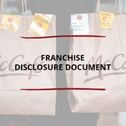 Franchise Disclosure Document Saved For Web2