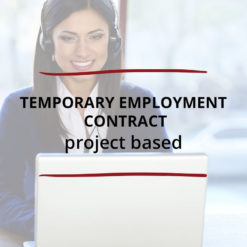 Temporary Employment Contract–Project Based Saved For Web2
