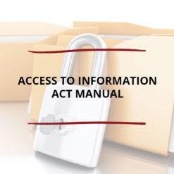 Access to Information Act Manual Saved For Web