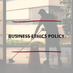 Business Ethics Policy Saved For Web2