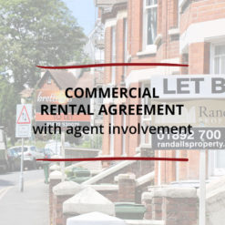 Commercial Rental Agreement–with agent involvement Saved For Web
