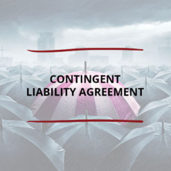 Contingent Liability Agreement Saved For Web
