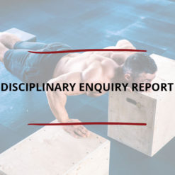 Disciplinary Enquiry Report Saved For Web2