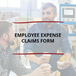 Employee Expense Claims Form Saved For Web