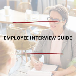 Employee Interview Guide Saved For Web