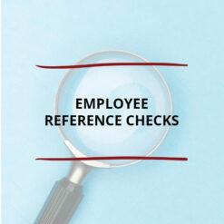 Employee Reference Checks Saved For Web