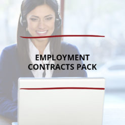 Employment Contracts Pack Saved For Web2
