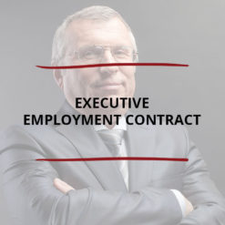 Executive Employment Contract Saved For Web2
