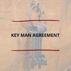 Key Man Agreement Saved For Web2