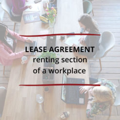 Lease Agreement–renting section of a workplace Saved For Web