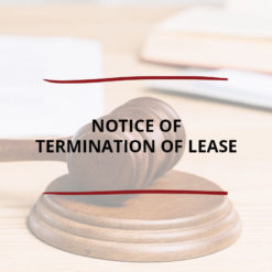 Notice of Termination of Lease Saved For Web