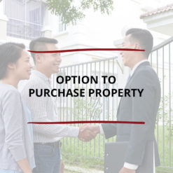 Option to Purchase Property Saved For Web