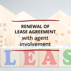 Renewal of Lease Agreement–with agent involvement Saved For Web