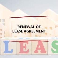 Renewal of Lease Agreement Saved For Web