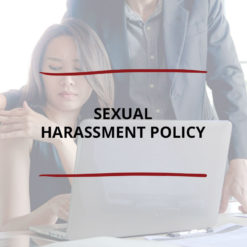 Sexual Harassment Policy Saved For Web