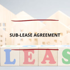 Sub Lease Agreement Saved For Web