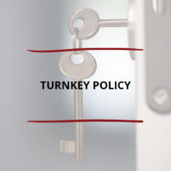 Turnkey Policy Saved For Web2