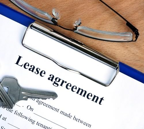 lease agreements and documents