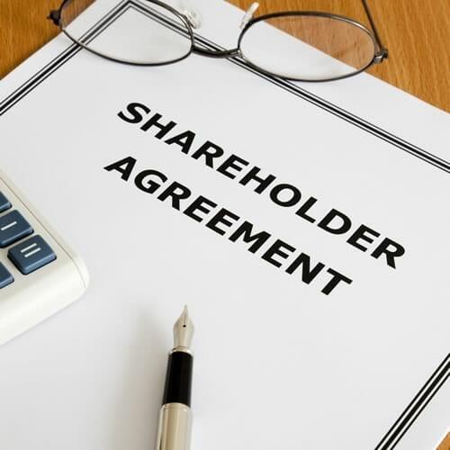 shareholder agreement