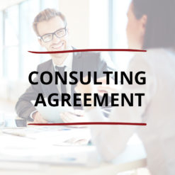 AO product image   CONTRACT   Consulting Agreement