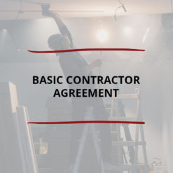 Basic Contractor Agreement Saved For Web2