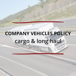 Company Vehicles Policy–Cargo Long Haul Saved For Web2
