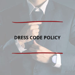 Dress Code Policy Saved For Web