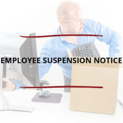 Employee Suspension Notice Saved For Web2