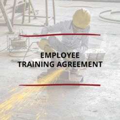 Employee Training Agreement Saved For Web