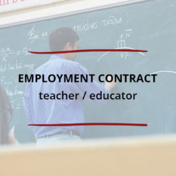 Employment Contract–Teacher Educator Saved For Web2