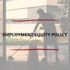 Employment Equity Policy Saved For Web2
