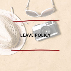 Leave Policy Saved For Web2
