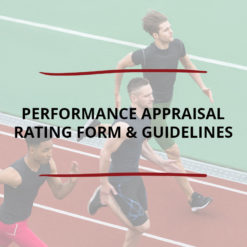 Performance Appraisal Rating Form Guidelines Saved For Web2
