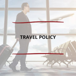 Travel Policy Saved For Web2