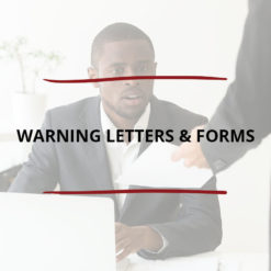 Warning Letters Forms Saved For Web 1