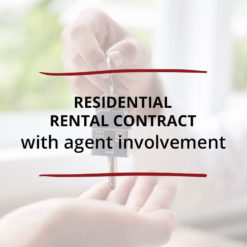 Residential Rental Contract–with agent involvement Saved For Web2