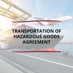 Transportation of Hazardous Goods Agreement Saved For Web