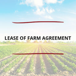 Lease of Farm Agreement Saved For Web