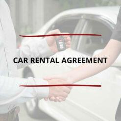 Car Rental Agreement Saved For Web