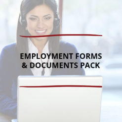Employment Forms Documents Pack Saved For Web2