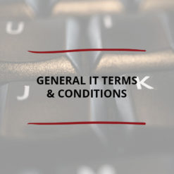 General IT Terms Conditions Saved For Web