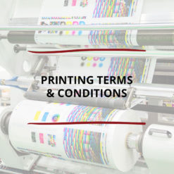 Printing Terms Conditions Saved For Web