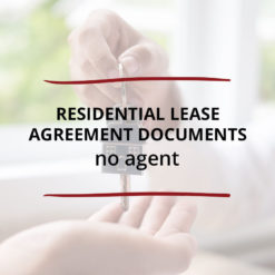 Residential Lease Agreement Documents–no agent Saved For Web