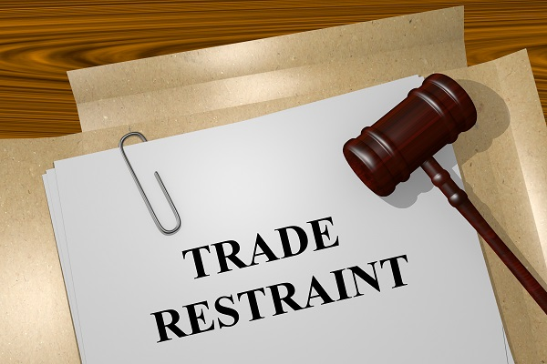 Agreements Online Trade restraint May wk 1
