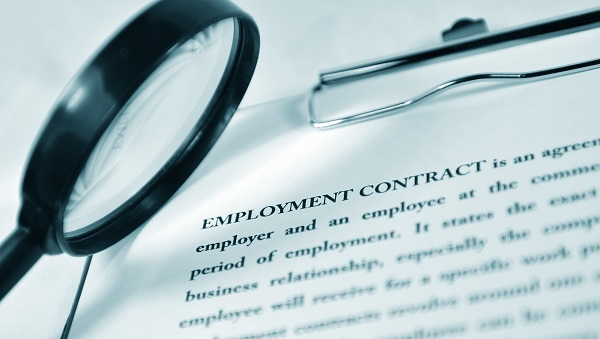 Employment Contact Agreements Online July wk 1